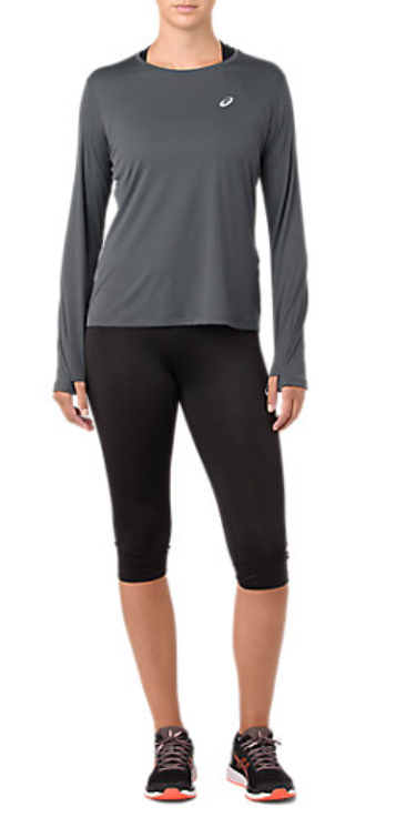 Legginsy ASICS Knee 3/4 Tights